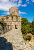 Rumelihisari fortress Stock Photography