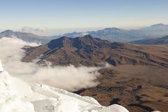 Rumiñahui-Vulkan Lizenzfreie Stockbilder