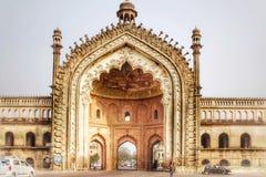 Rumi gate. Lucknow india hindustan Royalty Free Stock Photos