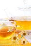 rumianek herbaty Zdjęcie Stock