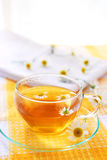 rumianek herbaty. Zdjęcie Stock