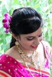 Rumieniec - India fotografia stock