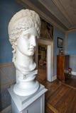 Rummet på det Goethe huset i Weimar, Tyskland Arkivfoton