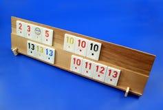rummy таблица Стоковая Фотография