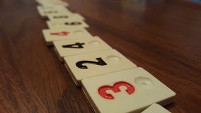 Rummy cards Stock Photos