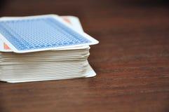 Rummy karty obrazy royalty free