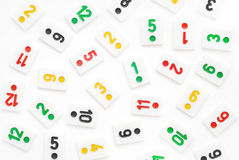 Free Rummy Pieces Royalty Free Stock Photography - 35093997