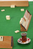 Rummy table Stock Photo