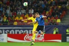 Rumänien-Estland Stockfotos