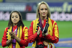Rumänien-Holland Royaltyfri Bild