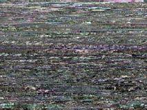 Rumore di Digital immagine stock