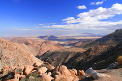 Rumorosa desert Stock Image