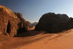 rumowy wadi Obrazy Stock