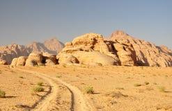rumowy wadi Zdjęcie Stock