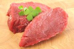 Rump steak Royalty Free Stock Photos