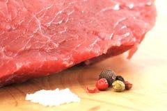 Rump steak Stock Photo