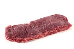 Rump steak Royalty Free Stock Image