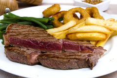 Rump steak Royalty Free Stock Images