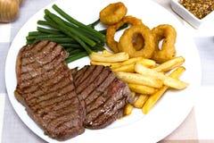 Rump steak Royalty Free Stock Images