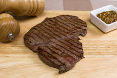 Rump steak Stock Photo