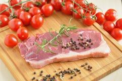 Rump Steak Royalty Free Stock Photo