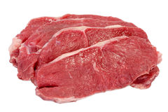 Rump steaks Stock Images