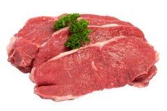 Rump steaks Stock Image