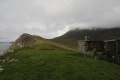 Rumpf bei Achill Irland Lizenzfreies Stockbild