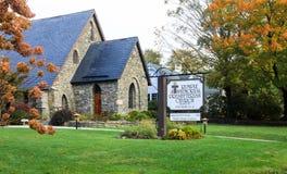 Rumple Church Blowing Rock North Carolina Stock Photography