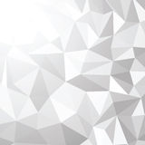 Rumpled abstract background. EPS 8 Stock Image