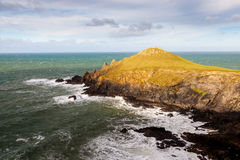 Rumps Point Cornwall Royalty Free Stock Photography