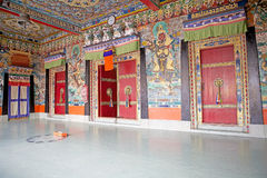 Rumtek Monastery, Sikkim, India Stock Photo