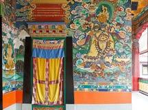 Rumtek Monastery, Sikkim, India Royalty Free Stock Images