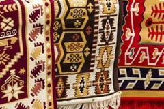 Rumuńscy dywaniki zdjęcia stock