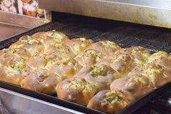 Rumuńscy kulebiaki zdjęcia stock