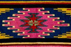Rumuńscy ludowi bezszwowi wzorów ornamenty Rumuńska tradycyjna broderia Tekstura etniczny projekt Tradycyjny dywanowy projekt Zdjęcia Stock