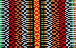 Rumuńscy ludowi bezszwowi wzorów ornamenty Rumuńska tradycyjna broderia Tekstura etniczny projekt Tradycyjny dywanowy projekt Obrazy Royalty Free