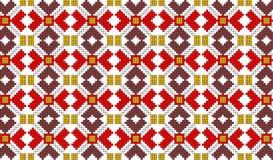 Rumuński popularny wzór Zdjęcia Stock