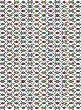 Rumuński popularny wzór Fotografia Royalty Free