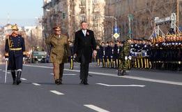 Rumunia święto państwowe 2015 Zdjęcie Royalty Free