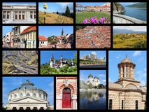 Rumunia Zdjęcie Royalty Free