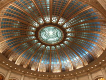 Rumuńska parlament kopuła Obrazy Stock