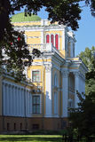 Rumyantsev-Paskevich Palace. Gomel, Belarus. Royalty Free Stock Photography