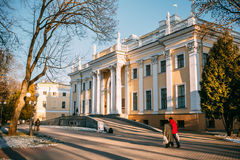 Rumyantsev-Paskevich Palace in Gomel, Belarus Royalty Free Stock Photography