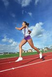 Run Royalty Free Stock Photography
