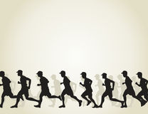 Run Stock Photography