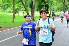 Run For The Blind # 2 Stock Photos