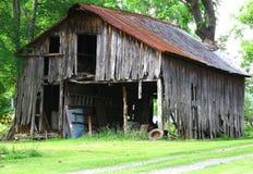 Run down barn Stock Photography
