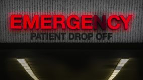 Run-Down Emergency Room
