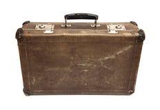 Run-down suitcase Royalty Free Stock Photos